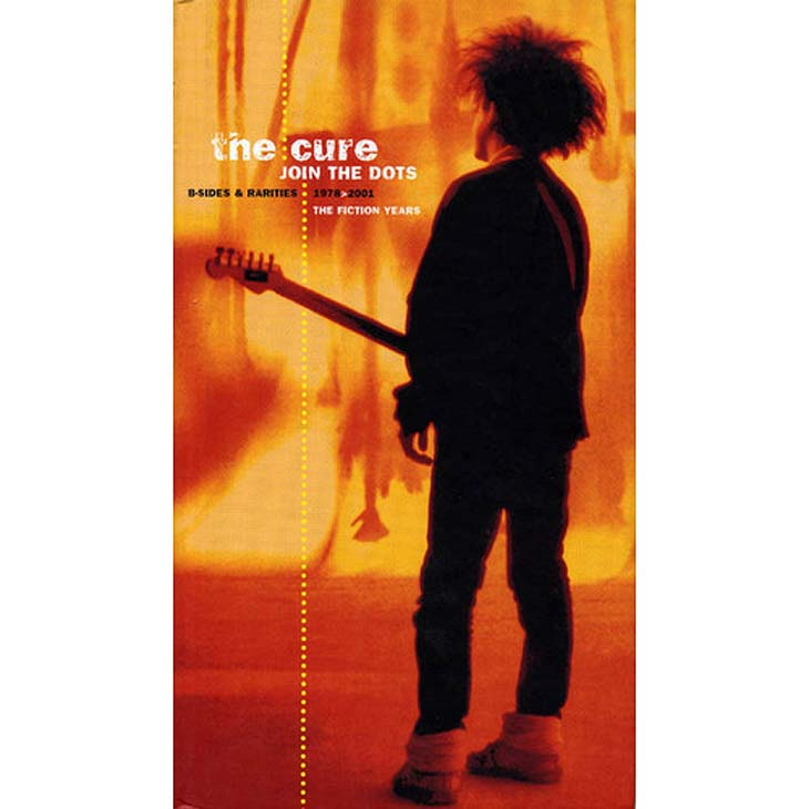 The Cure The Cure. Join The Dots - The B-Sides & Rarities (4 CD) the cure the cure the head on the door 180 gr