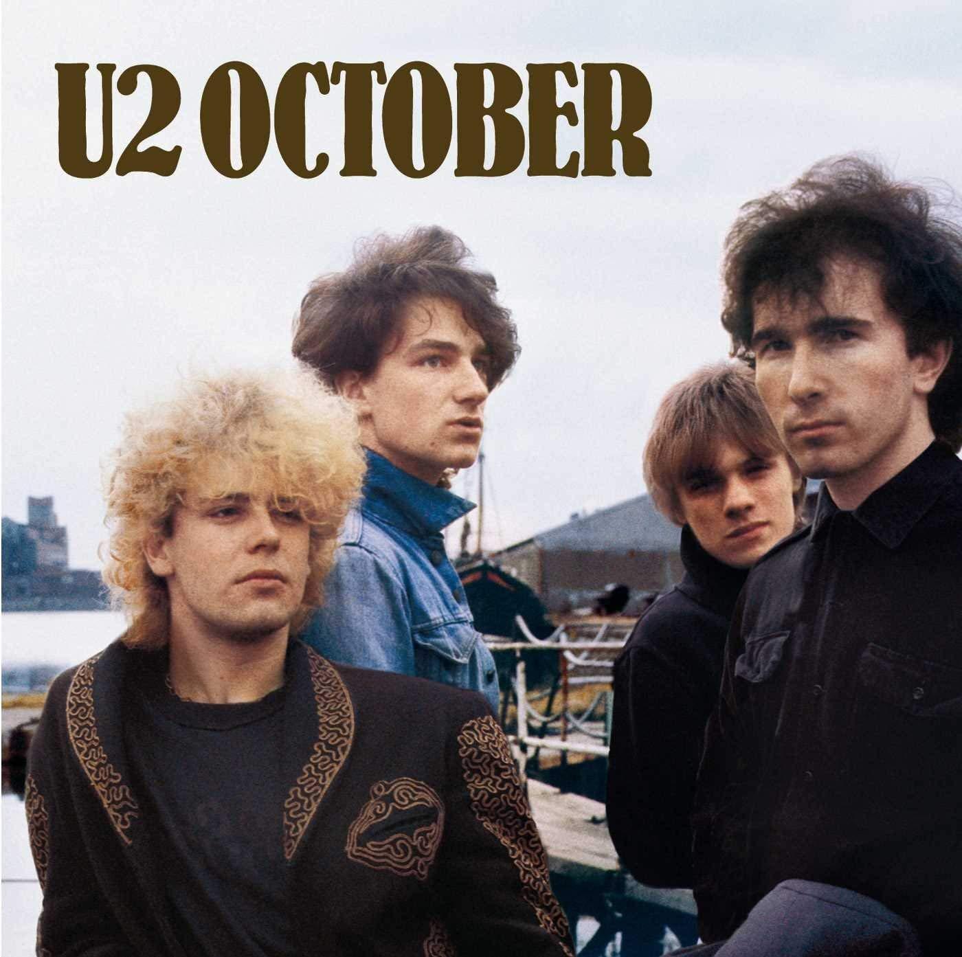 U2 U2. October