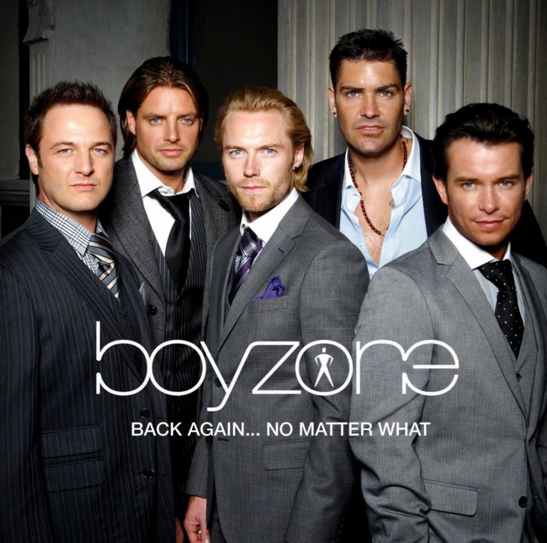 Boyzone. Back Again... - The Greatest Hits (CD+DVD) цена