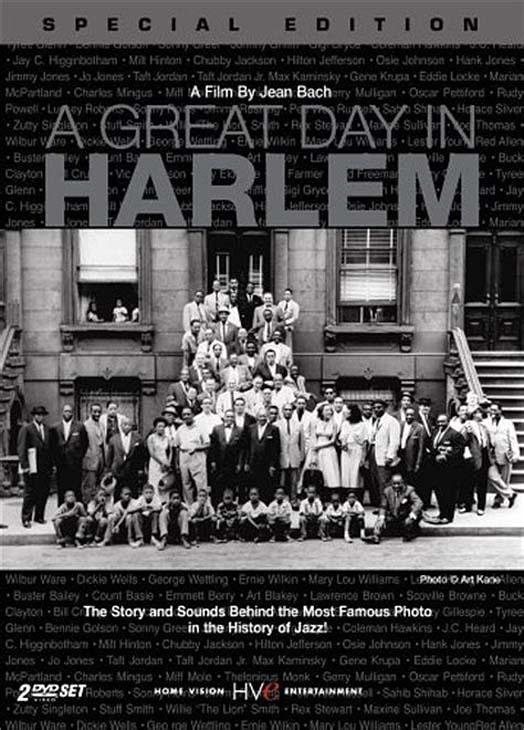 лучшая цена Various Artists. A Great Day In Harlem (DVD)