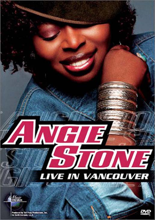цены на Angie Stone. Live In Vancouver: Music In Higher Places (DVD)  в интернет-магазинах