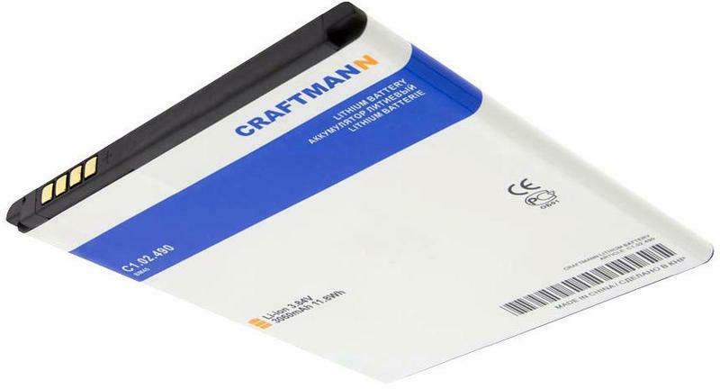 Аккумулятор для телефона Craftmann BM45 для Xiaomi Redmi Note 2.