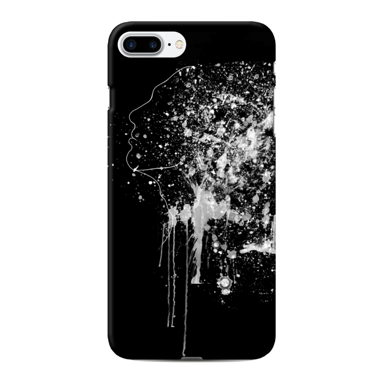 Чехол для сотового телефона Новая вселенная, черный