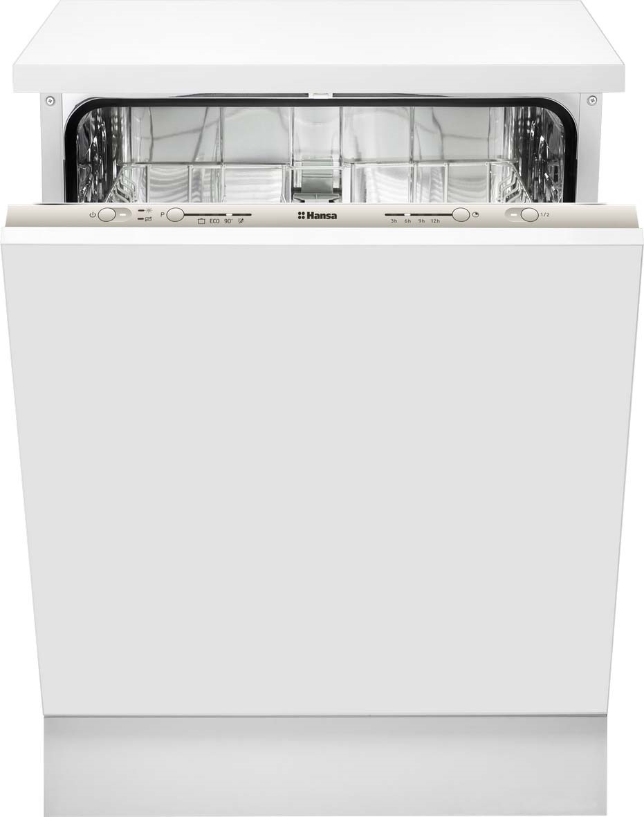 Посудомоечная машина Hansa ZIM614LH, встраиваемая, белый