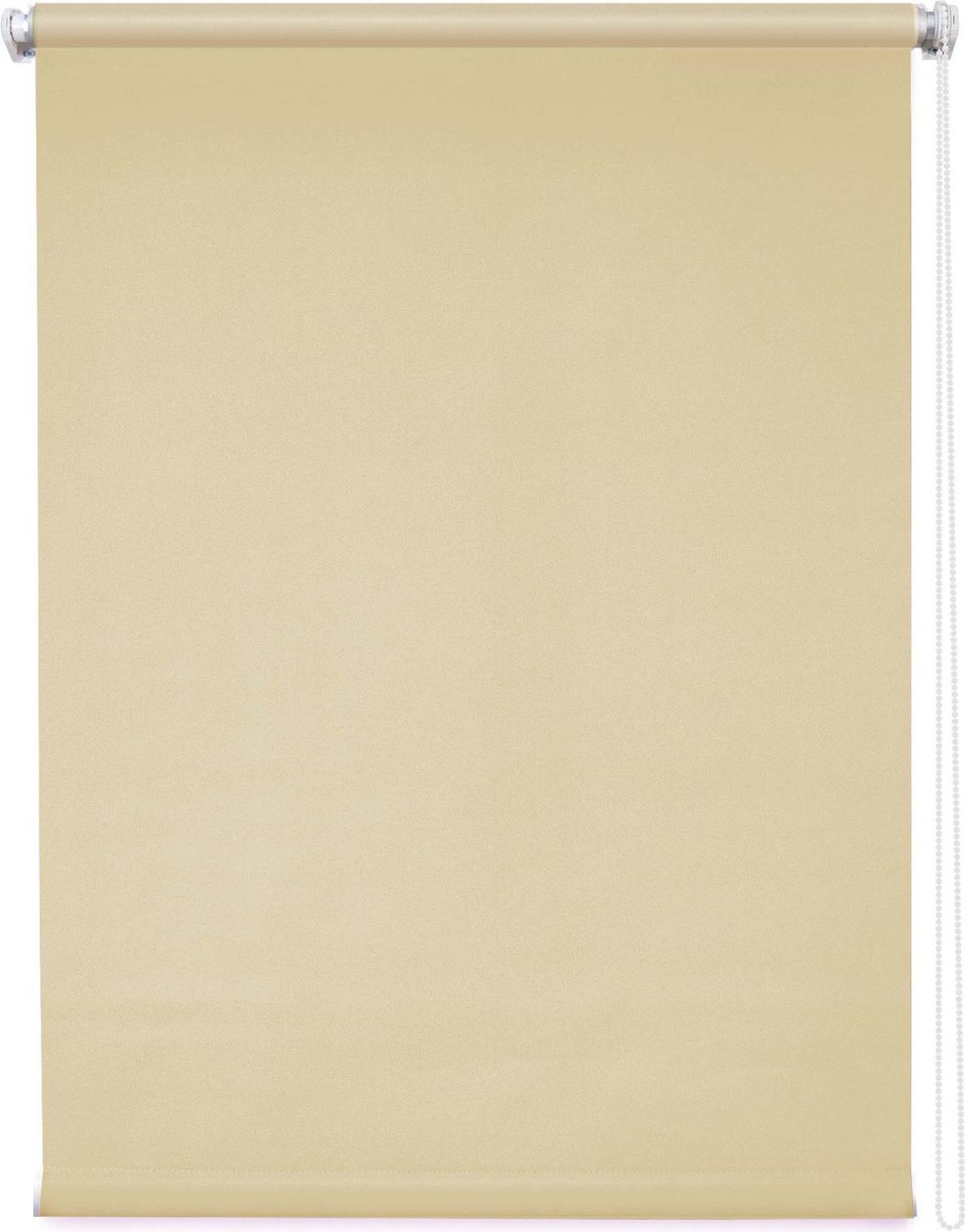 Штора рулонная Уют Плайн, ореховый, ширина 70 см, высота 175 см