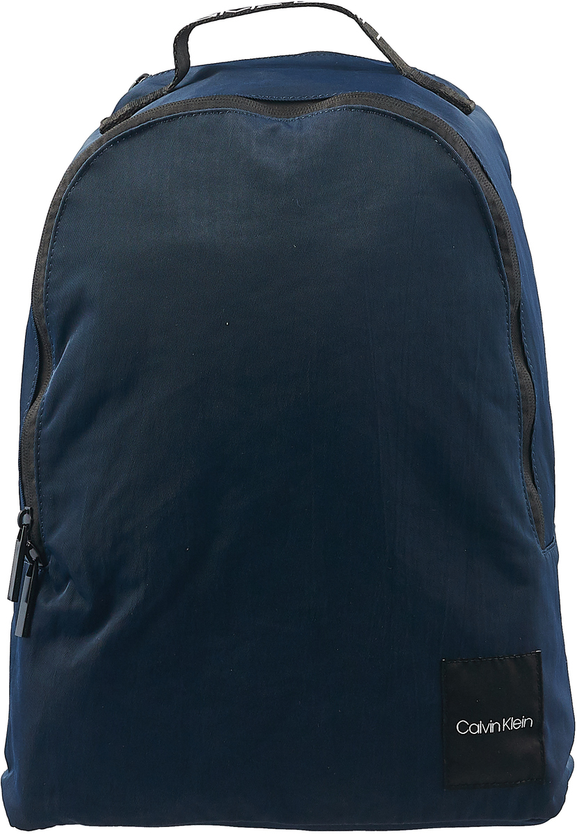 Рюкзак мужской Calvin Klein Jeans, K50K504201, синий рюкзак мужской quiksilver everydaypostemb m eqybp03501 bng0 королевский синий