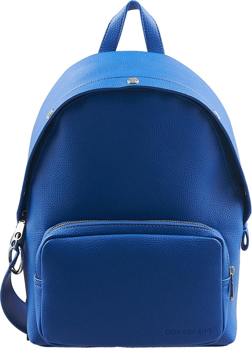 Рюкзак мужской Calvin Klein Jeans, K40K400805, синий рюкзак мужской quiksilver everydaypostemb m eqybp03501 bng0 королевский синий