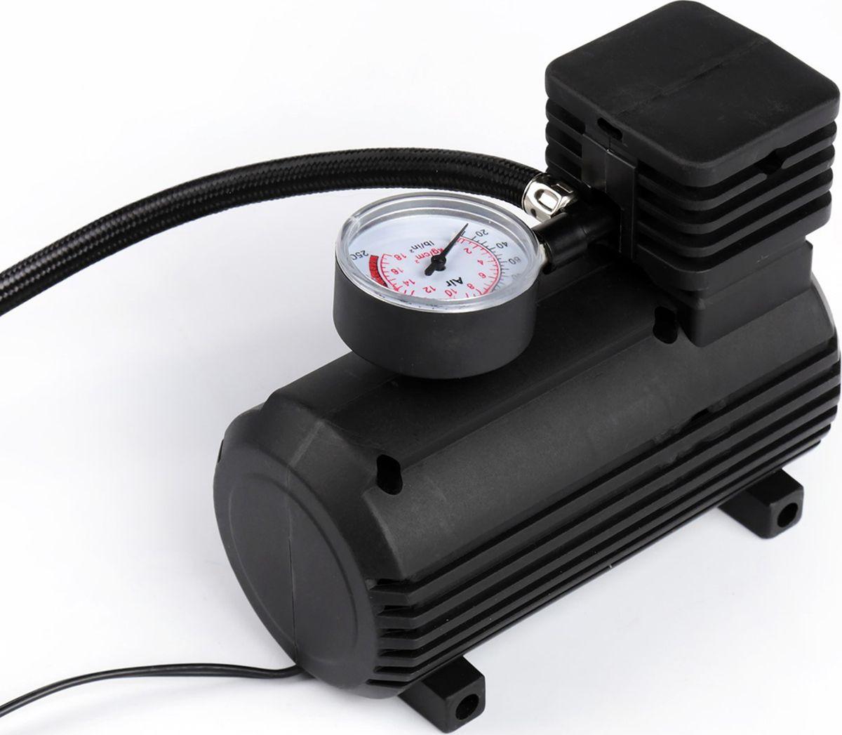 Автомобильный компрессор TK-102, 1065262, 15 л/мин, шланг 45 см