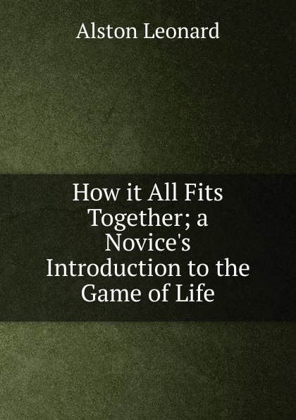 How it All Fits Together; a Novice.s Introduction to the Game of Life