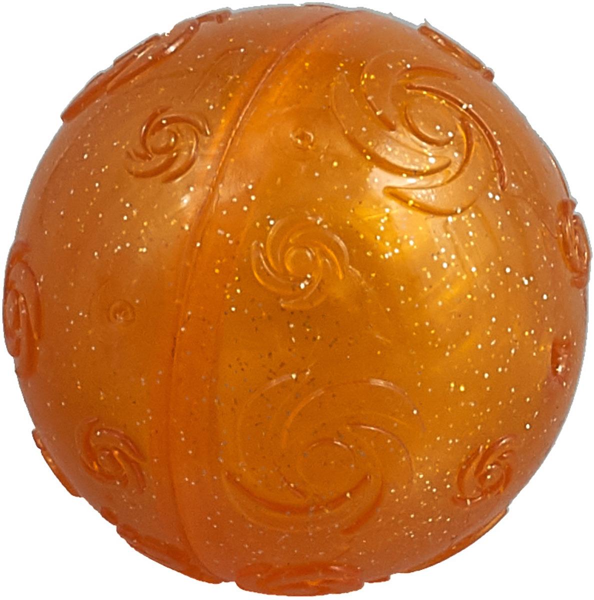 Игрушка для собак Kong Squezz Crackle, хрустящий мячик, в ассортименте, диаметр 7 см игрушка для собак kong squezz crackle хрустящий мячик цвет зеленый диаметр 7 см