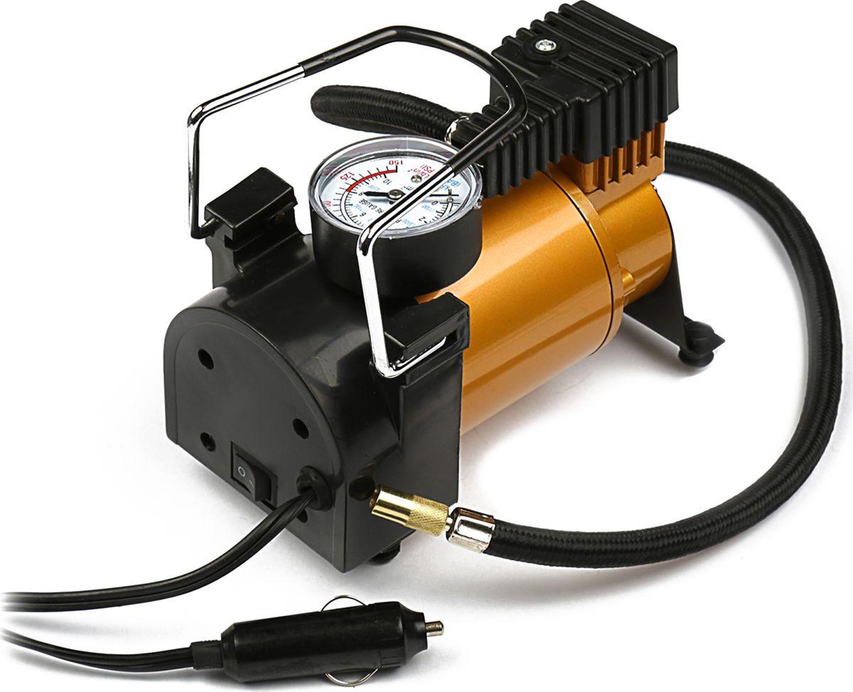 Автомобильный компрессор Torso Торнадо, 2710337, 30 л/мин автомобильный компрессор с пылесосом zipower pm 6510 15л мин