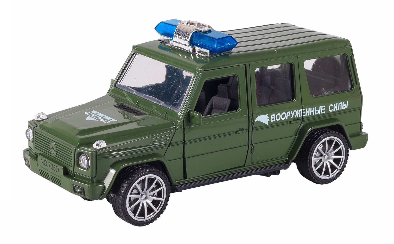 Машинка-игрушка S+S Инерция