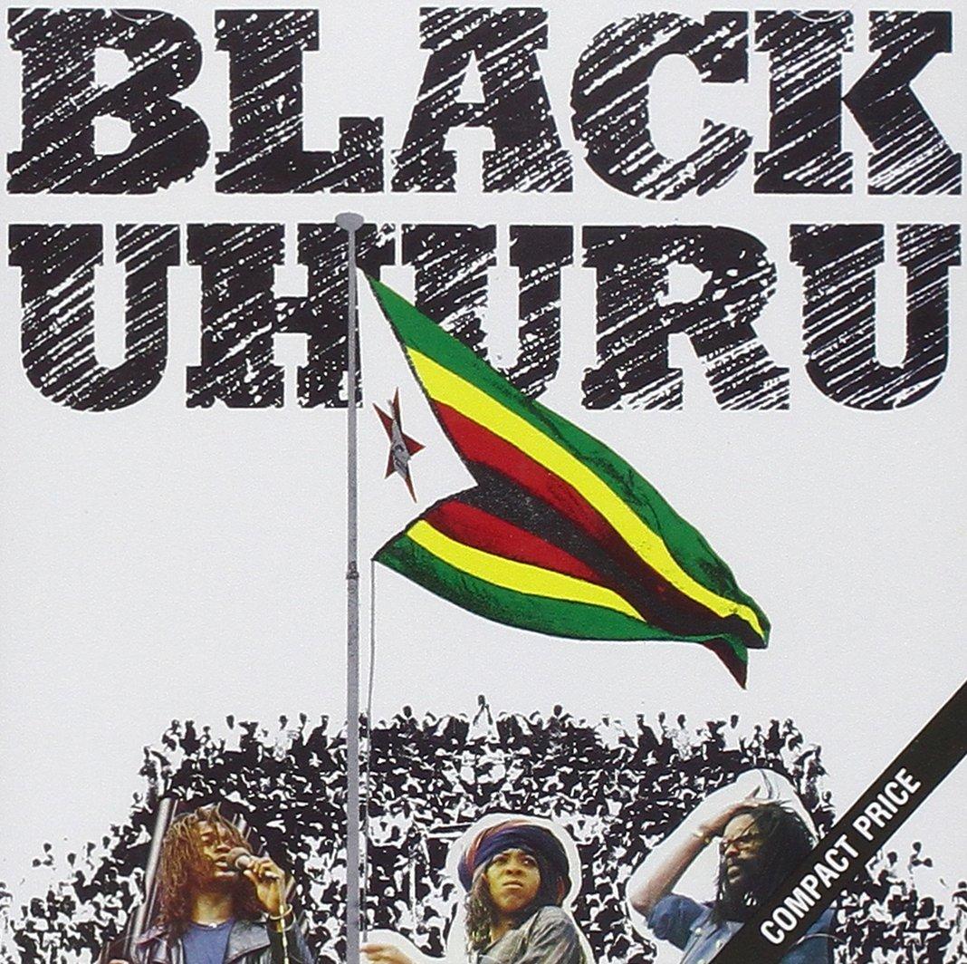 Black Uhuru Uhuru.