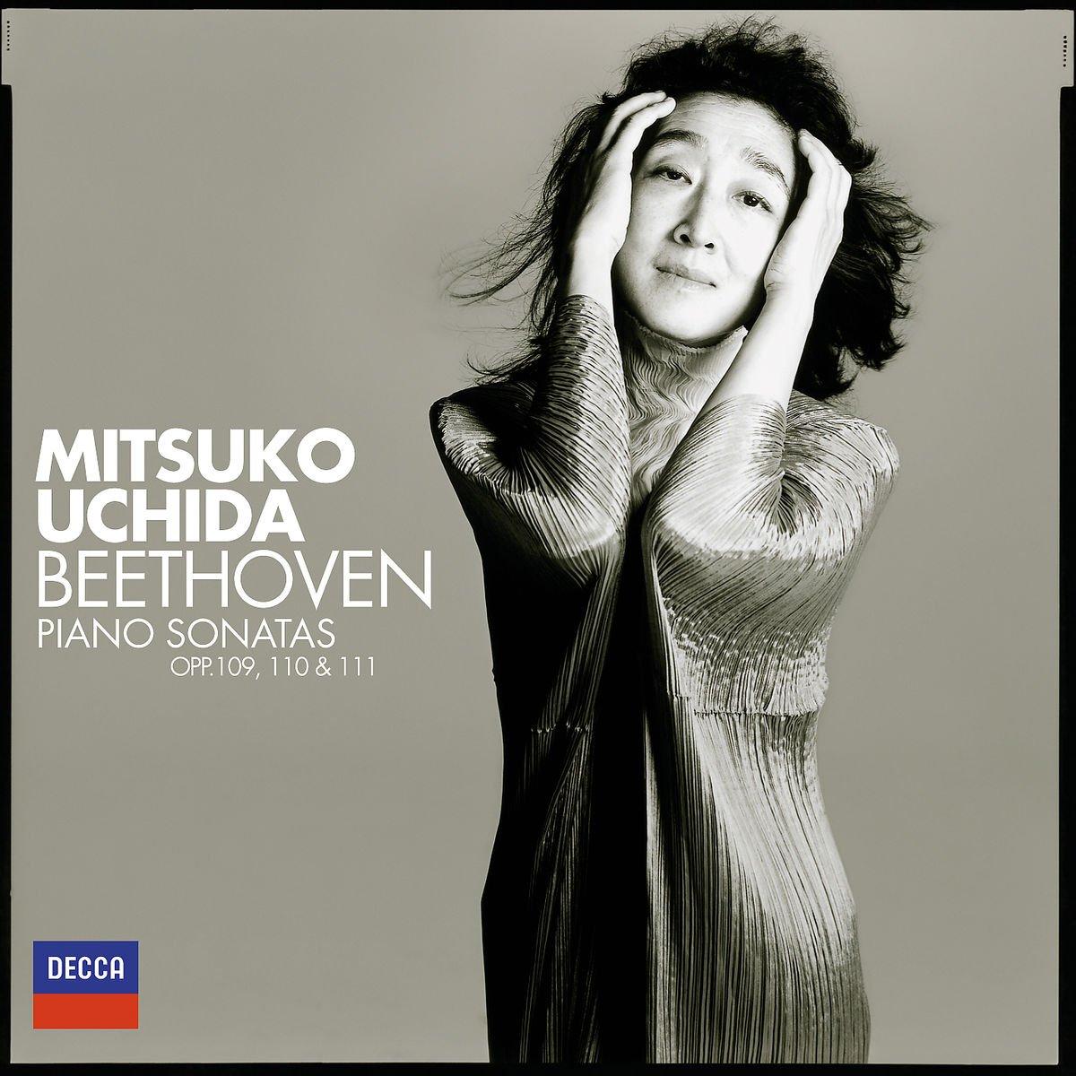 Мицуко Ючида Beethoven. Piano Sonatas Nos. 30, 31 & 32 мицуко ючида schumann carnival kreisleriana