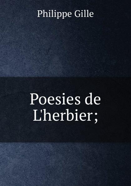 Poesies de L.herbier;