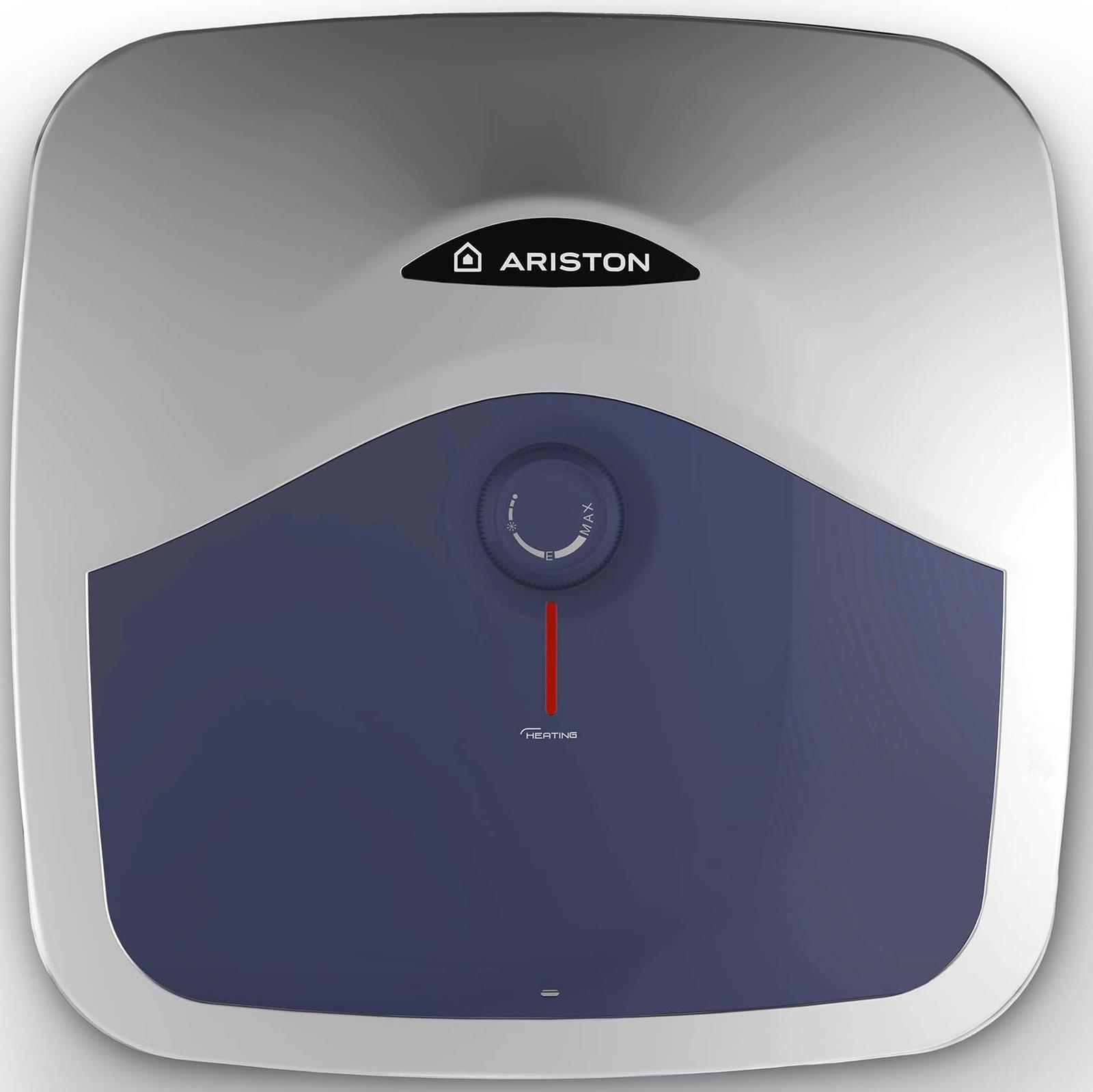 Водонагреватель накопительный электрический Ariston BLU EVO R 10 RU, 90000011581, белый накопительный водонагреватель ariston blu evo r 10 ru