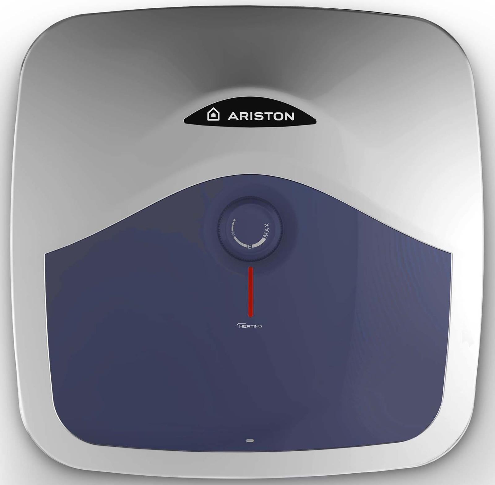 Водонагреватель накопительный электрический Ariston BLU EVO R 10U RU, 10, белый накопительный водонагреватель ariston blu evo r 10 ru