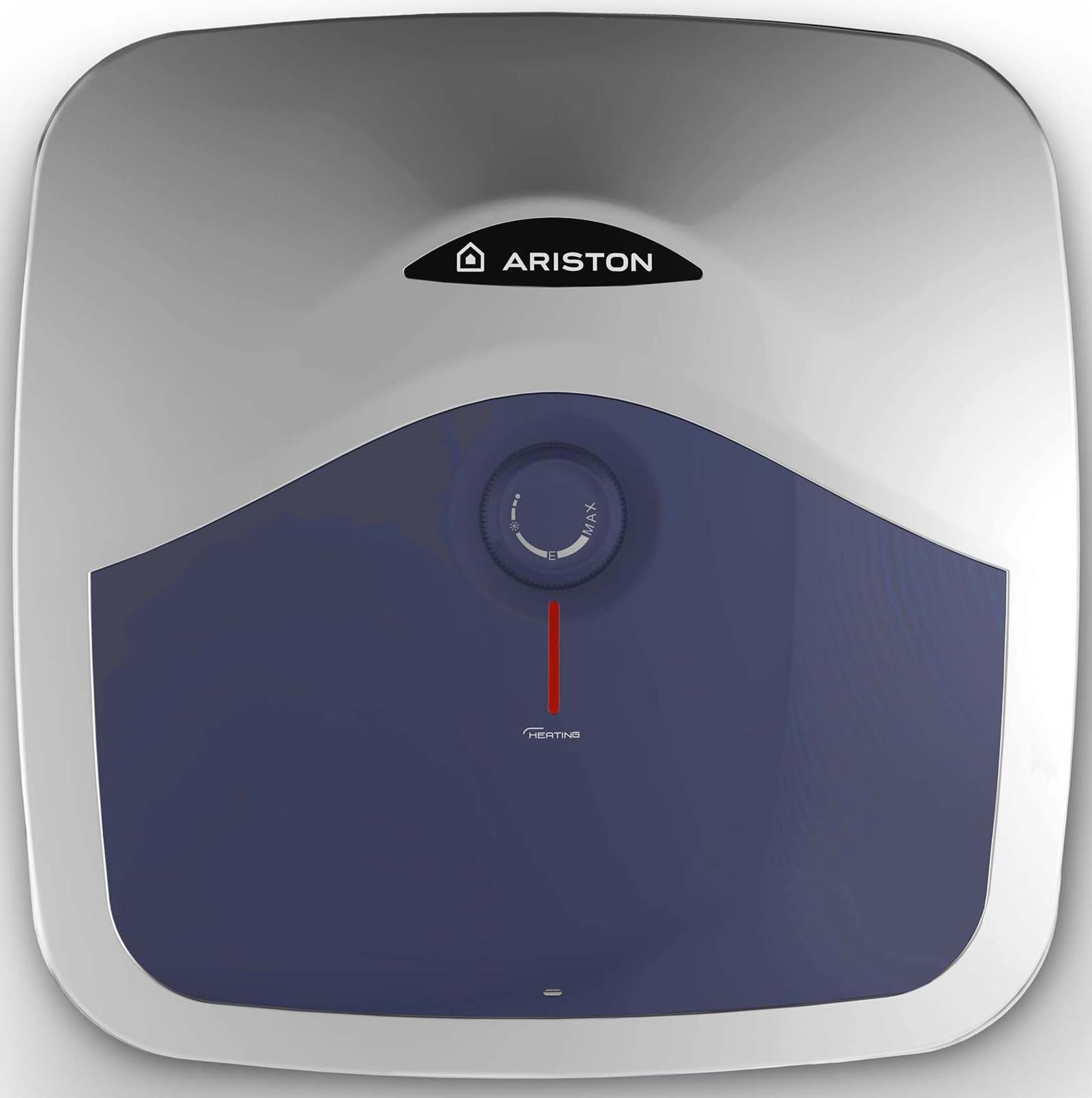Водонагреватель накопительный электрический BLU EVO R 30 RU, 30 л, белый накопительный водонагреватель ariston blu evo r 10 ru