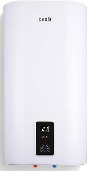 Водонагреватель накопительный электрический Oasis 30P, 30 л, белый