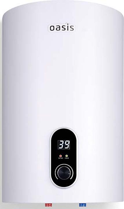 Водонагреватель накопительный электрический Oasis 30SN, 30 л, белый