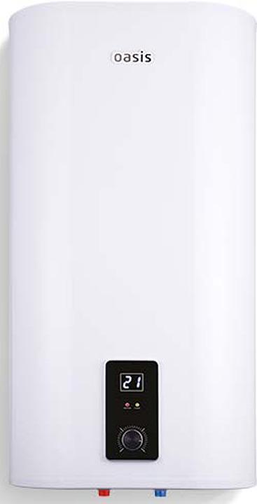 Водонагреватель накопительный электрический Oasis 50P, 50 л, белый