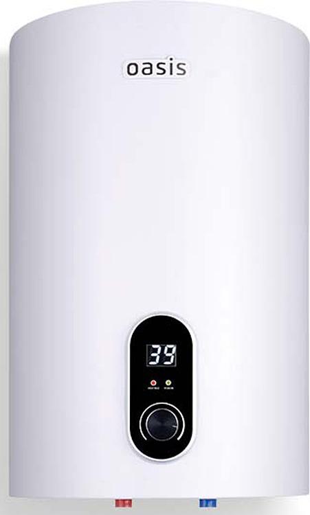 Водонагреватель накопительный электрический Oasis 50SN, 50 л, белый