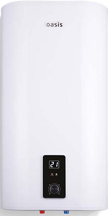 Водонагреватель накопительный электрический Oasis 50Z, 50 л, белый