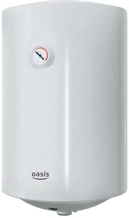 лучшая цена Водонагреватель накопительный электрический Oasis VL-50 L, 50 л, белый