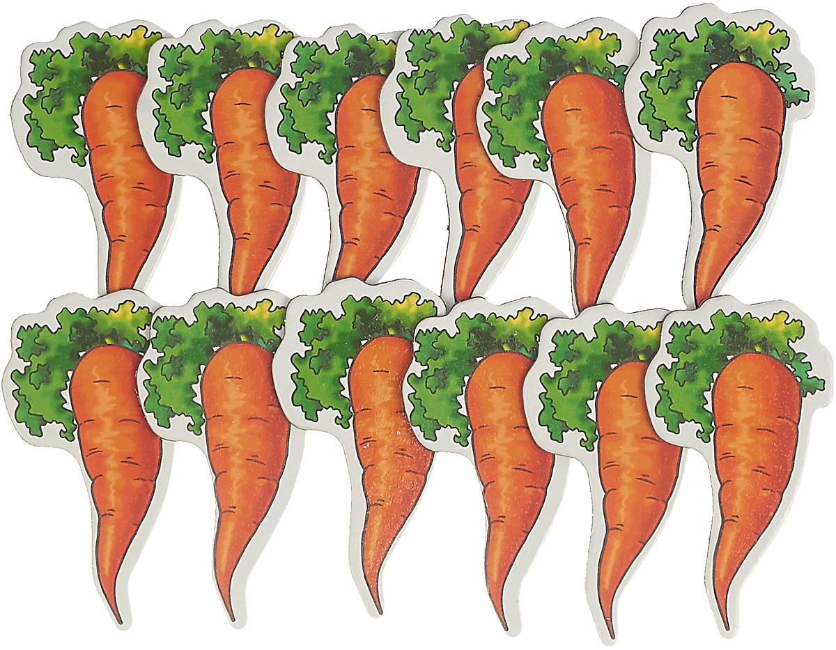 Считаем сами. Морковки
