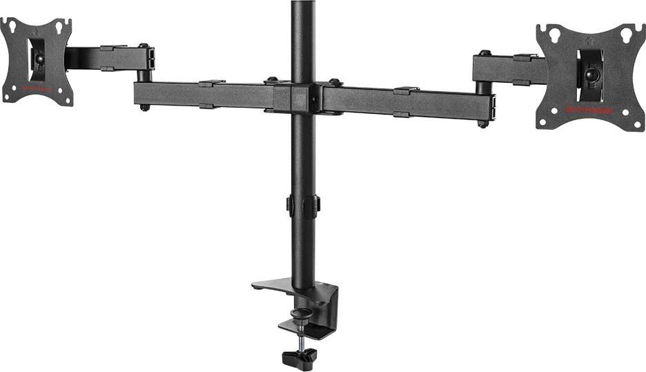 Кронштейн для мониторов Arm Media, LCD-T04, 15-32, черный pmbs3904 3904 sot23 t04