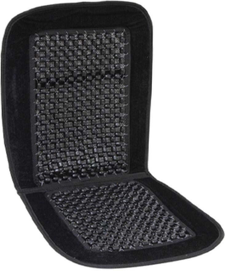 Массажер на сиденье New Galaxy, 768004, черный, 93 x 44 см массажер brand new spa