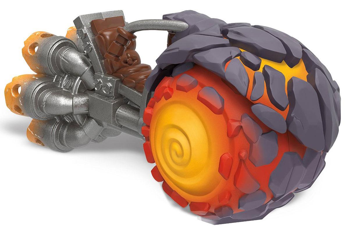Skylanders SuperChargers. Интерактивная фигурка машина Burn Cycle