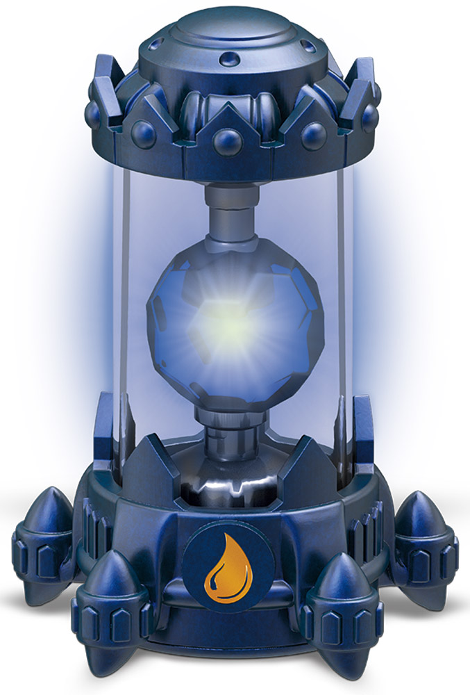 Skylanders Imaginators. Кристалл стихия Water цена