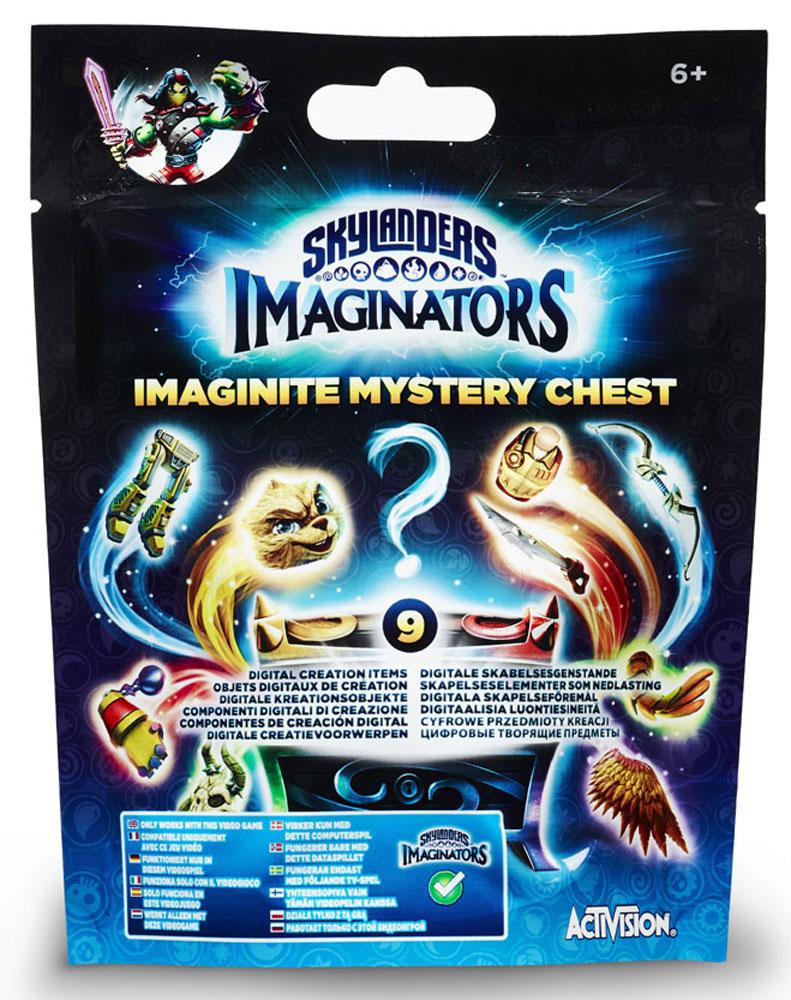Skylanders Imaginators. MysteryСhest Skylanders
