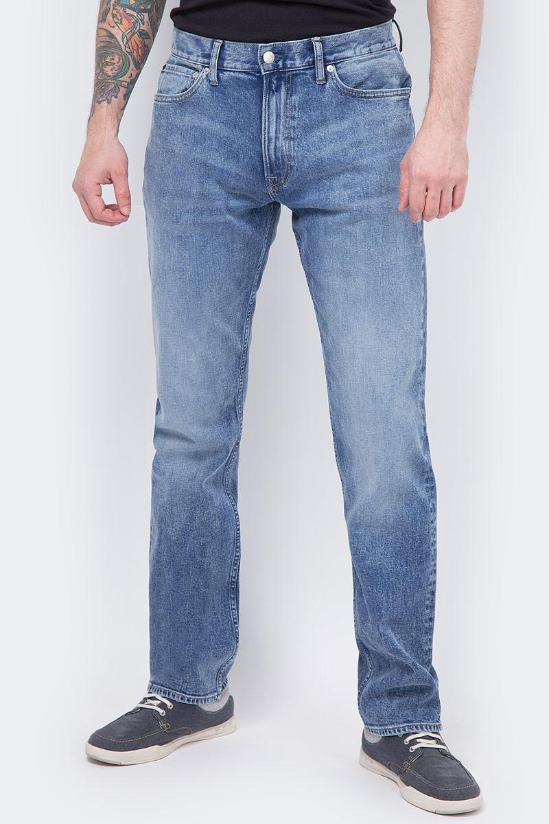 Джинсы Calvin Klein Jeans джинсы мужские calvin klein jeans цвет синий j30j304708 размер 30 32 44 46 32