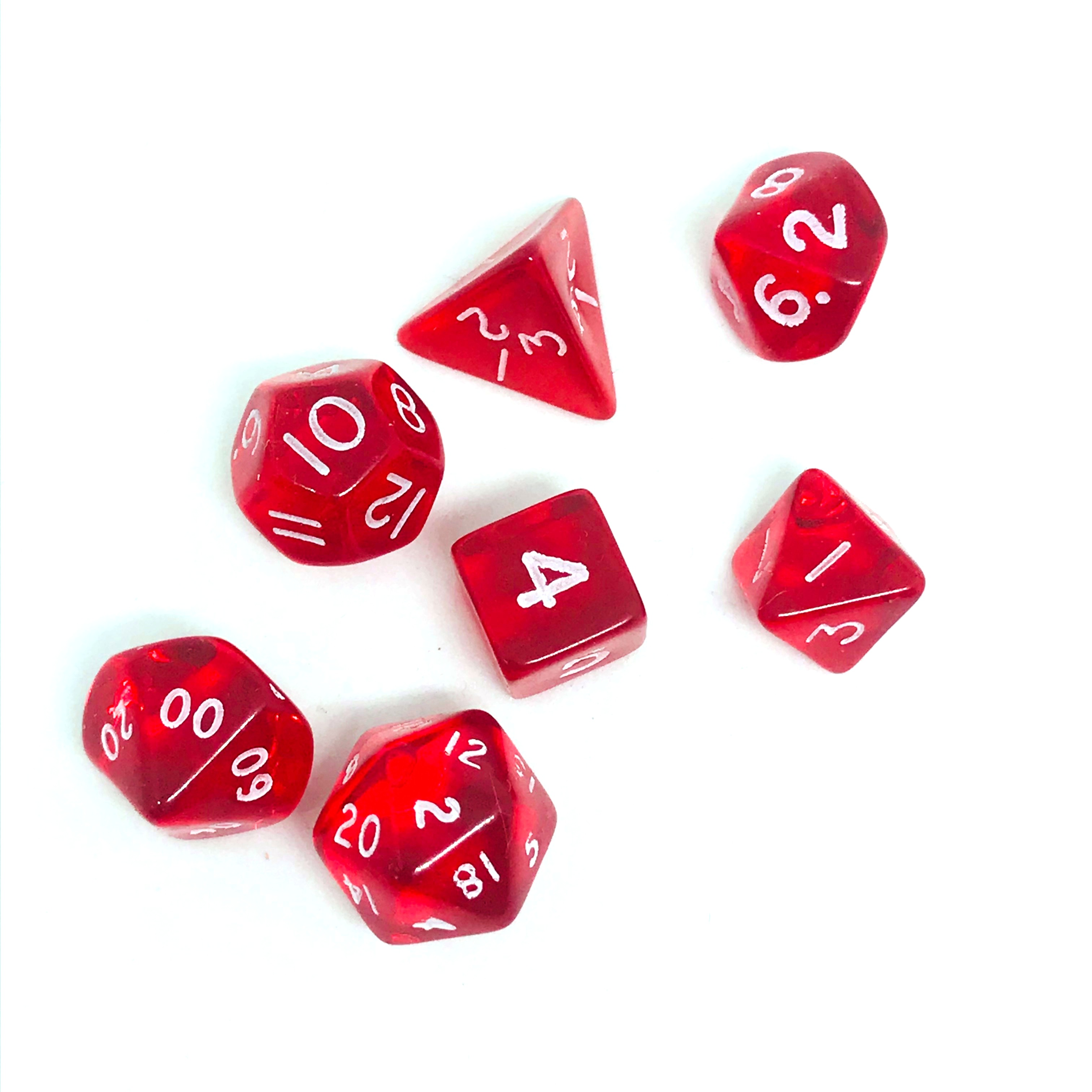 Аксессуар для настольных игр Pandora's Box 02DG335 красный ручка dnd intake