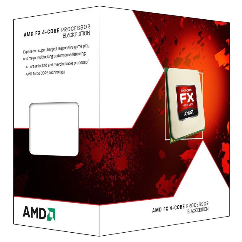 Процессор AMD FX-Series FX-4300 BOX, FD4300WMWHKSBX процессор amd fx 4300