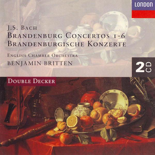лучшая цена J.S. Bach. Brandenburg Concertos (2 CD)