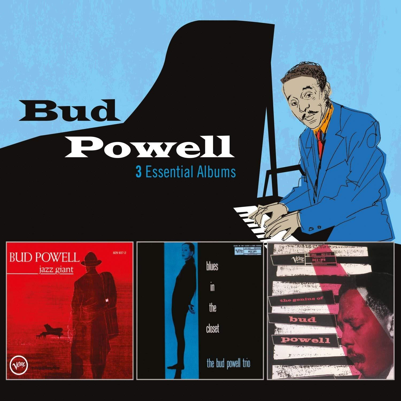 Бад Пауэлл Bud Powell. Essential Albums (3 CD) кози пауэлл cozy powell tilt