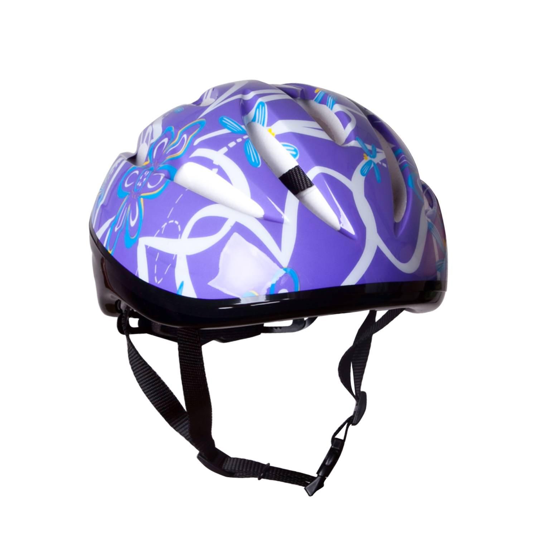 ac7498625c427a Легкий и комфортный шлем защитит спортсмена от неожиданных падений при  катании на роликовых коньках, скейтбордах, велосипедах, самокатах.