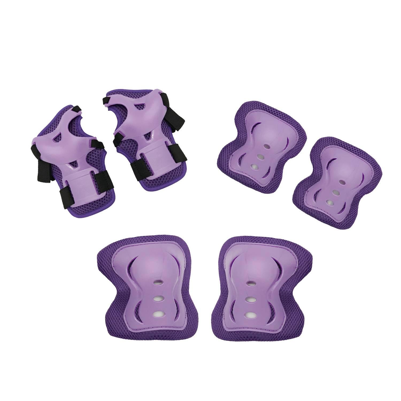 Комплект защиты Alpha Caprice 107, фиолетовый