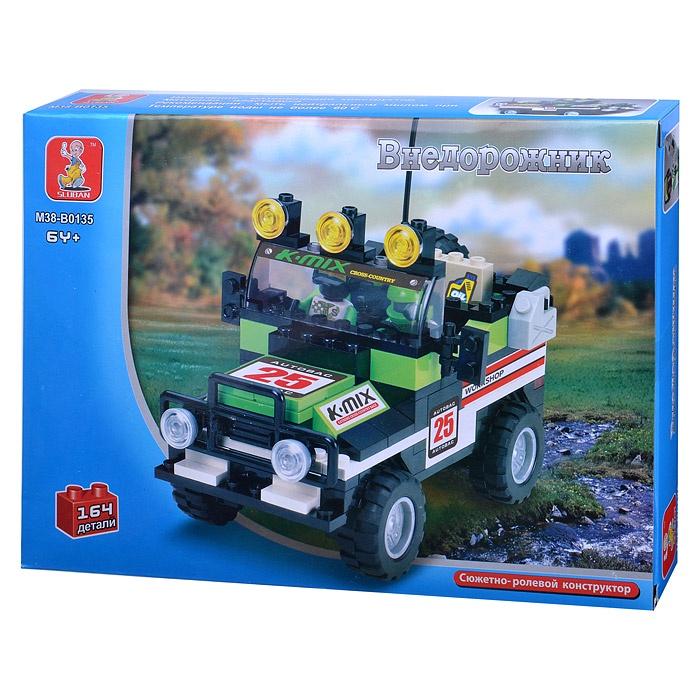 цена на Пластиковый конструктор Sluban М38-В0135