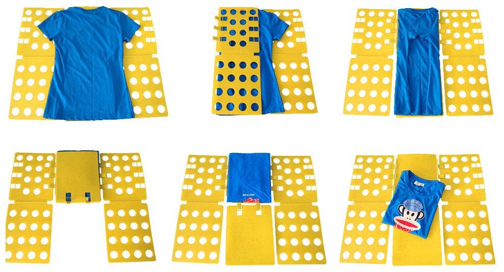 Рамка для складывания детской одежды Migliores