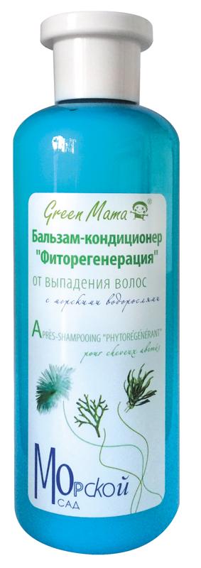 a1a1e7d2 Бальзам для волос Green Mama
