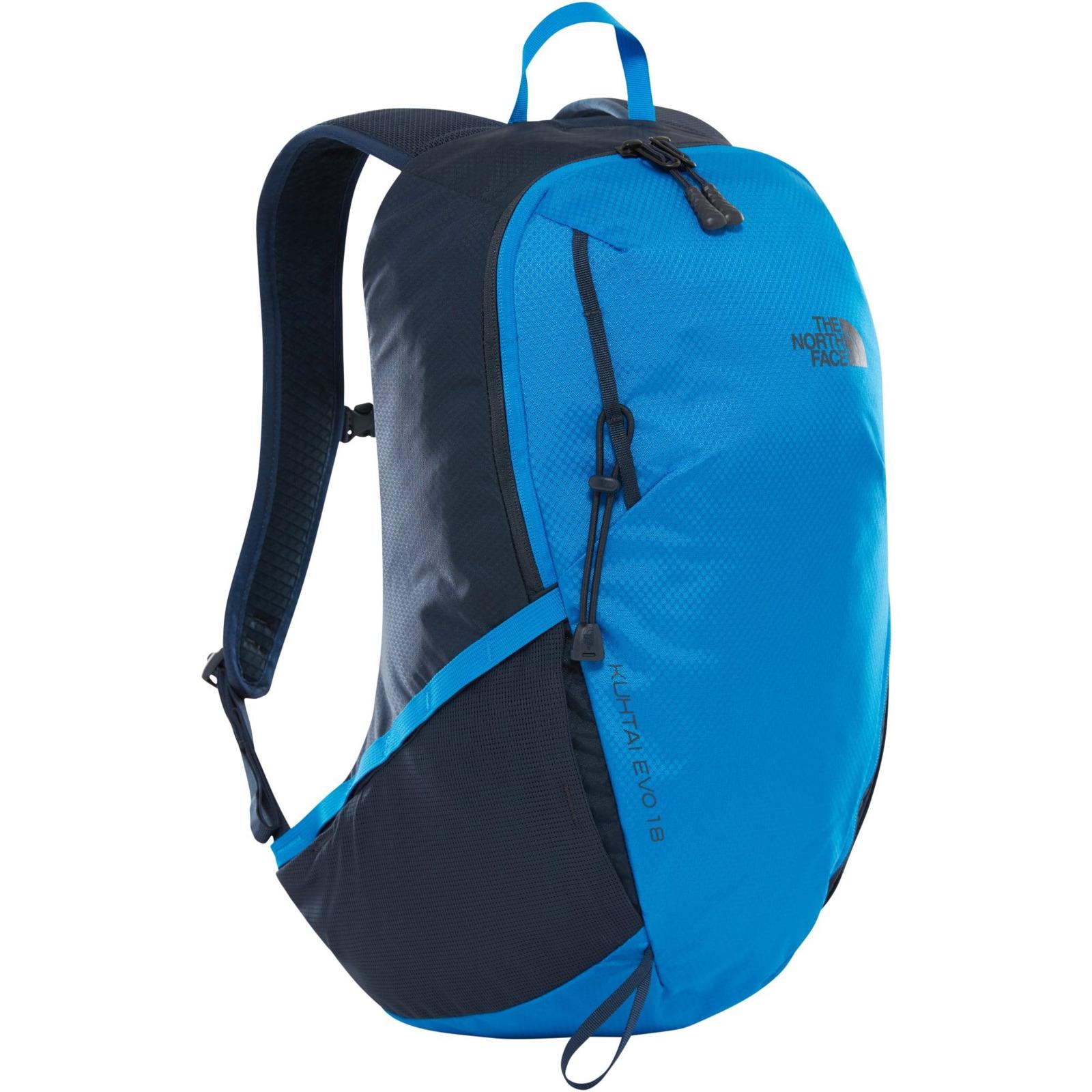 Рюкзак The North Face Kuhtai Evo, T93KX3LUU, ярко-синий, 18 л цена и фото