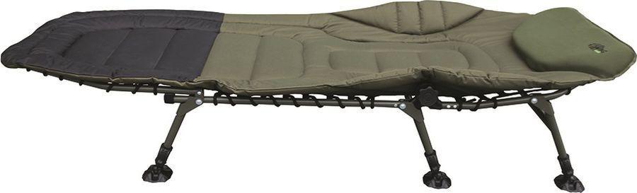 Кровать раскладная Norfin Bristol Nf, NF-20607, зеленый, 209 х 88 х 43 см кровать norfin складная espoo nf