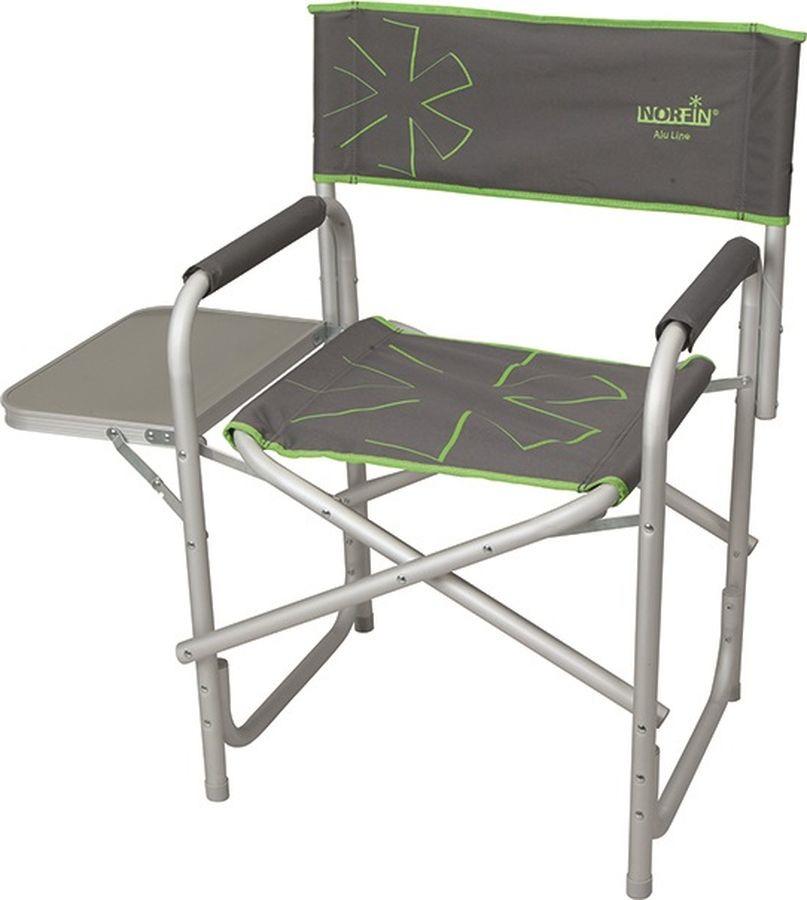 Кресло раскладное Norfin Vantaa Nf, NF-20205, серый, 48 х 35 х 47/82 см кресло складное norfin risor nf alu цвет серый зеленый 47 см х 42 см х 80 см