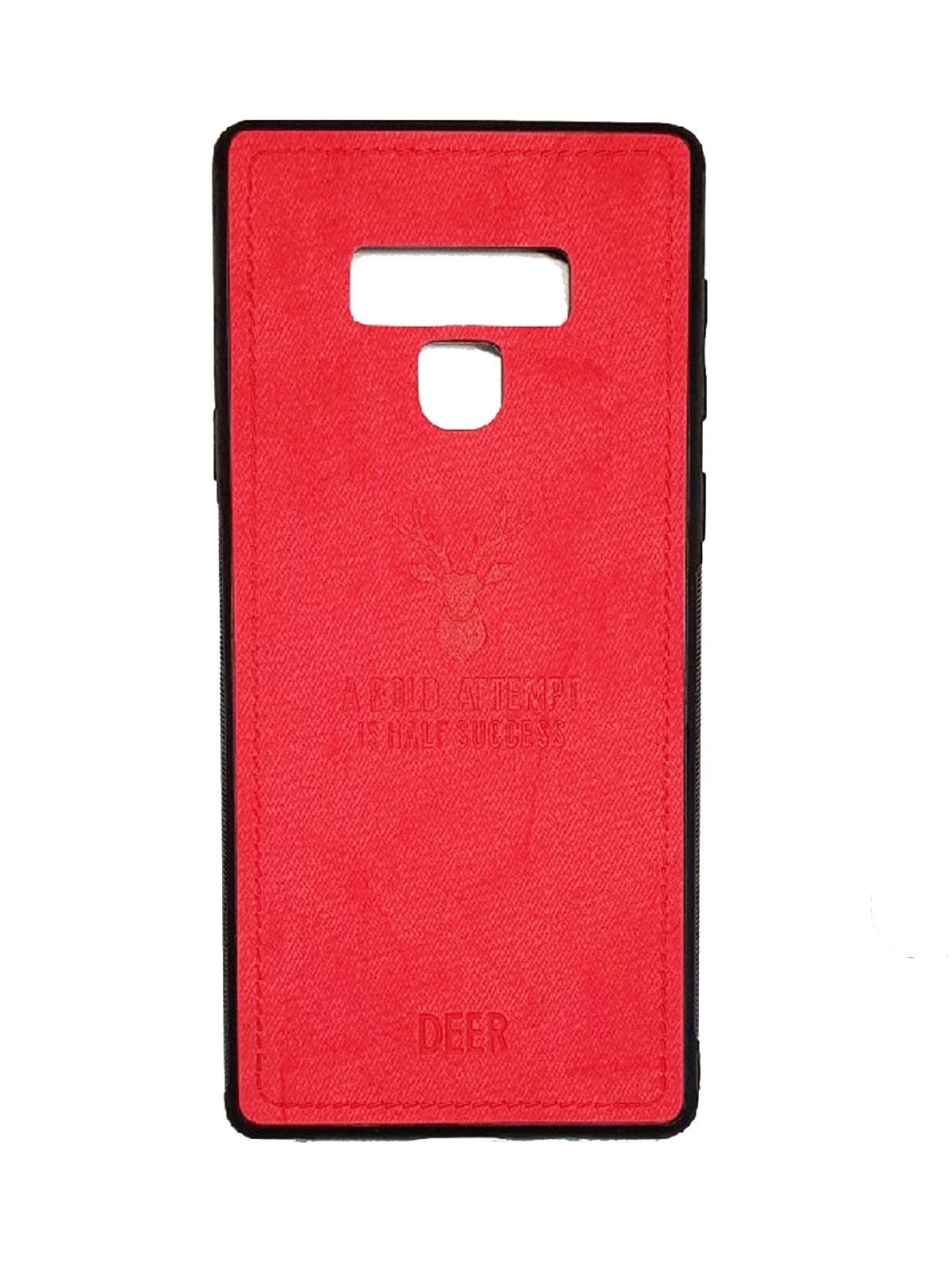 Чехол для сотового телефона Face Idea Samsung Note 9, красный