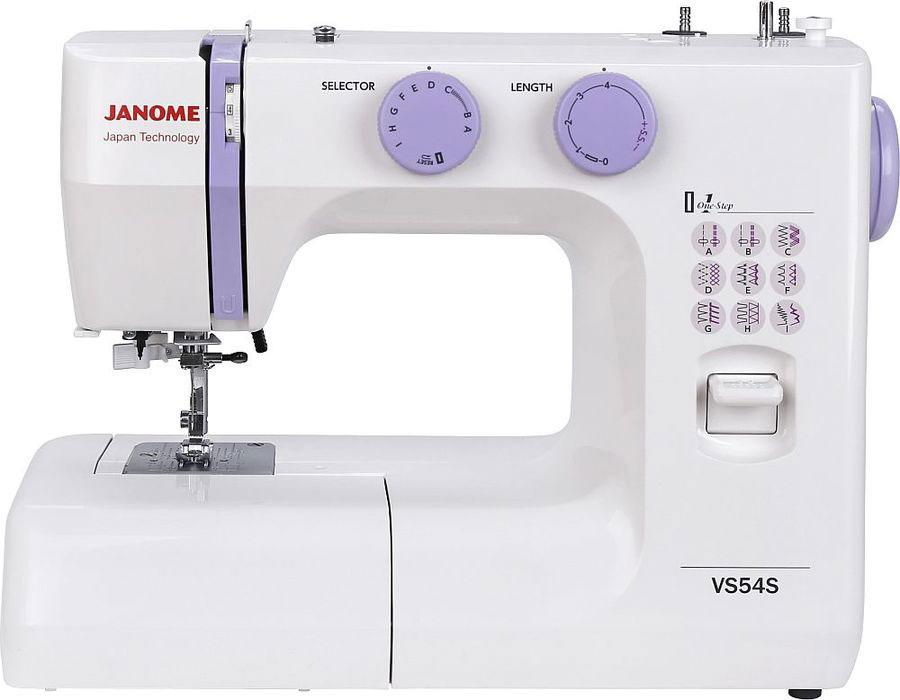 Швейная машина Janome VS54S
