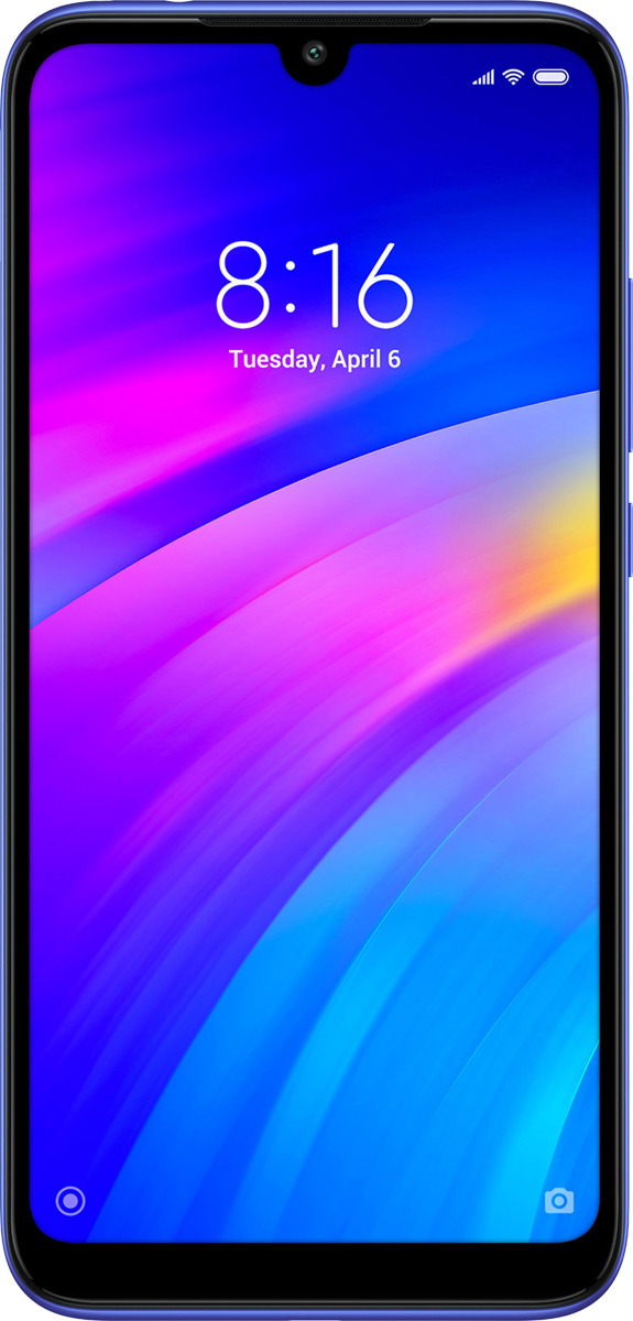 Смартфон Xiaomi Redmi 7 3/32GB, синий